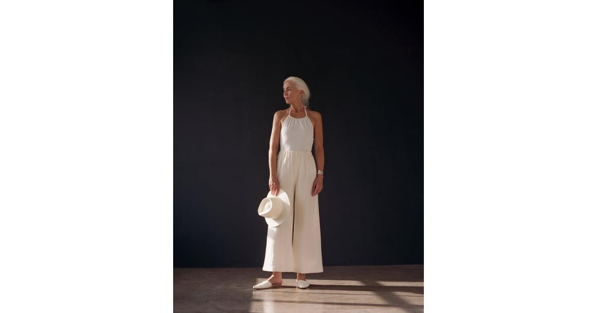 60 Year Old Swimsuit Model Yazemeenah Rossi Popsugar Fashion Uk Photo 10