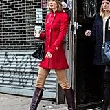 Off-Duty Taylor: The Winter Edition
