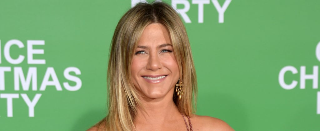 Jennifer Aniston Continues Her Swirl of Flawless Appearances in LA