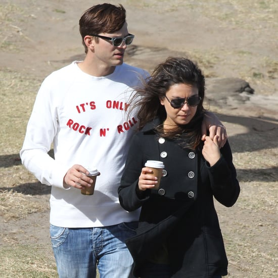 Ashton Kutcher and Mila Kunis in Sydney | Pictures