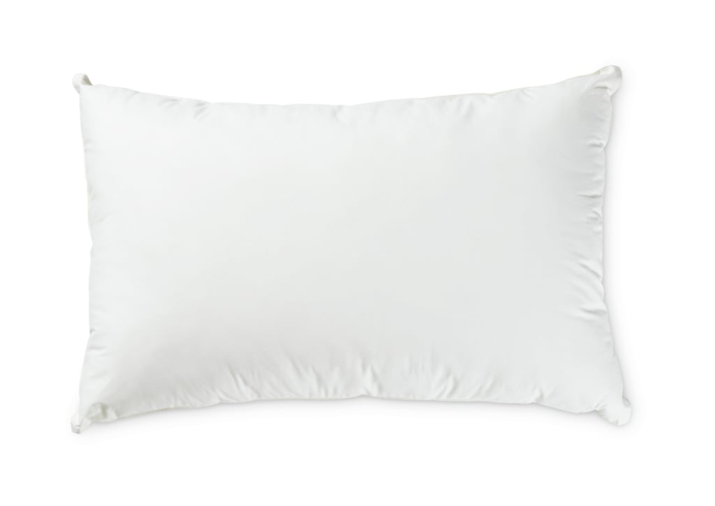 Organic Cotton Cover Pillow, $14.99