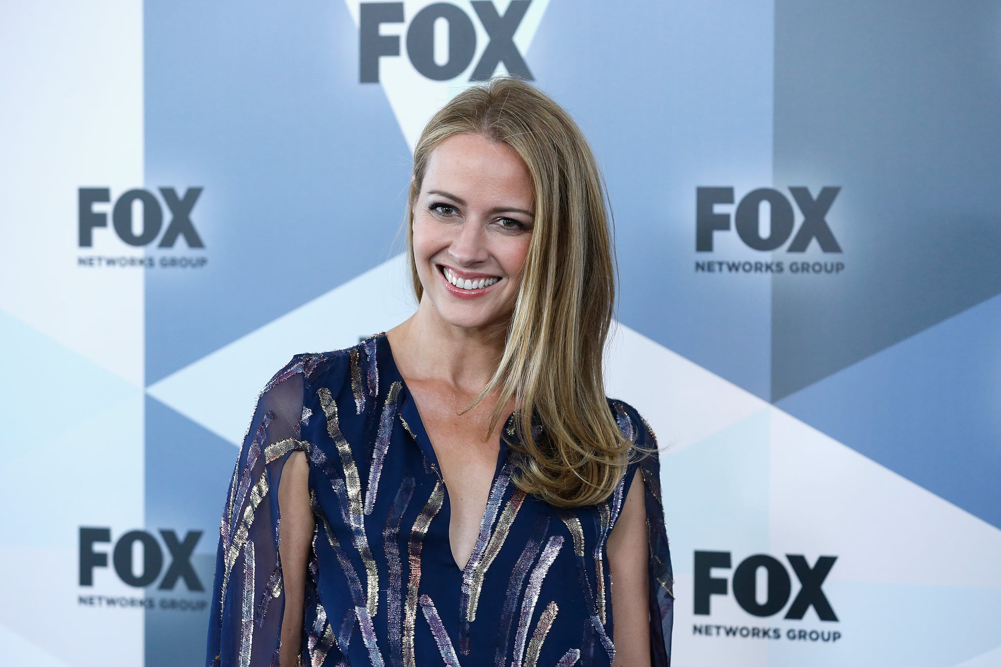 NEW YORK, NY - MAY 14:  Amy Acker attends 2018 Fox Network Upfront at Wollman Rink, Central Park on May 14, 2018 in New York City.  (Photo by John Lamparski/WireImage)