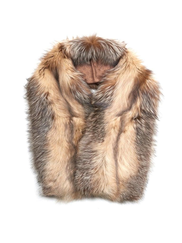 Gucci Fox-Fur Stole ($2,919)