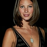 Christy Turlington's Long Bob, 2002