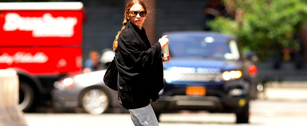 Ashley Olsen's Favorite Pair of Jeans Are Ones You've Been Wearing For Ages