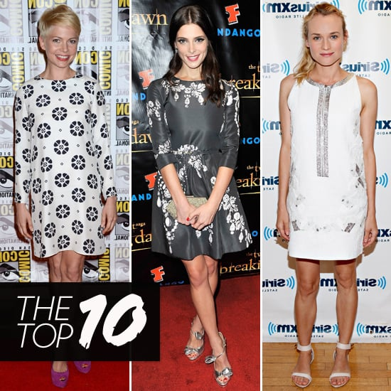 Best Celebrity Style July 9, 2012