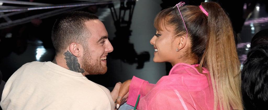 Ariana Grande and Mac Miller Cutest Photos