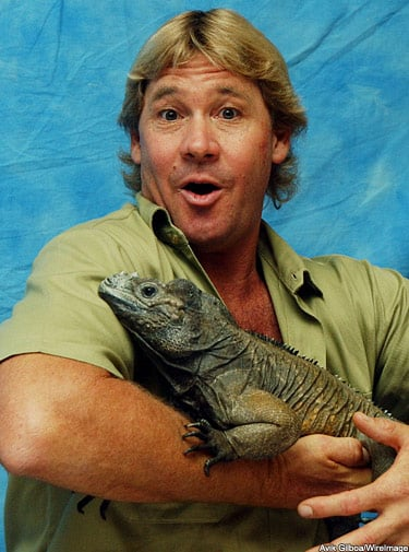 Crocodile Hunter Steve Irwin RIP