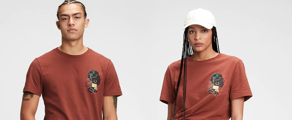 Gap Collective Tees and Hats For Black History Month