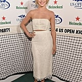 Julianne Hough at the US Open