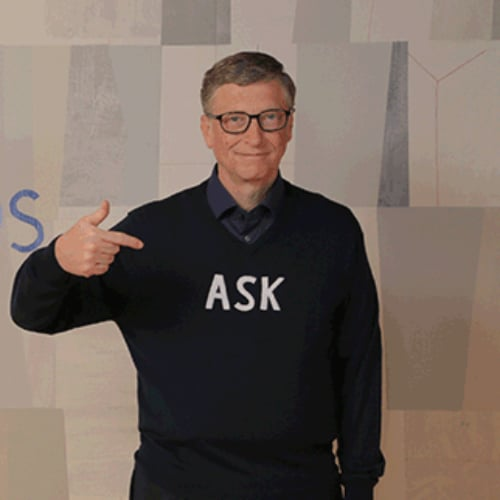 Bill Gates Reddit AMA 2015