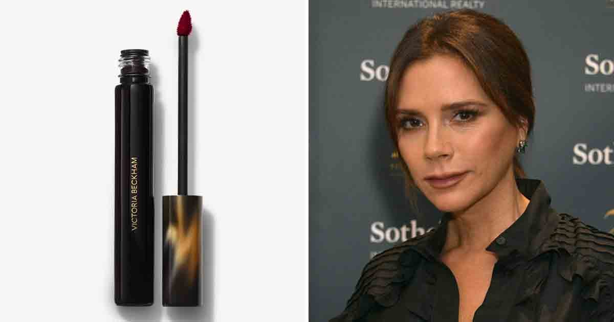 Victoria Beckham's Latest Beauty Collection Includes Lip Liners and a Universal Lip Tint