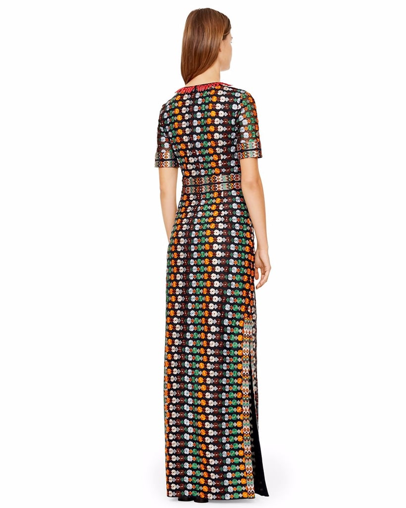 Tory Burch Floral Mesh Gown ($1,567)