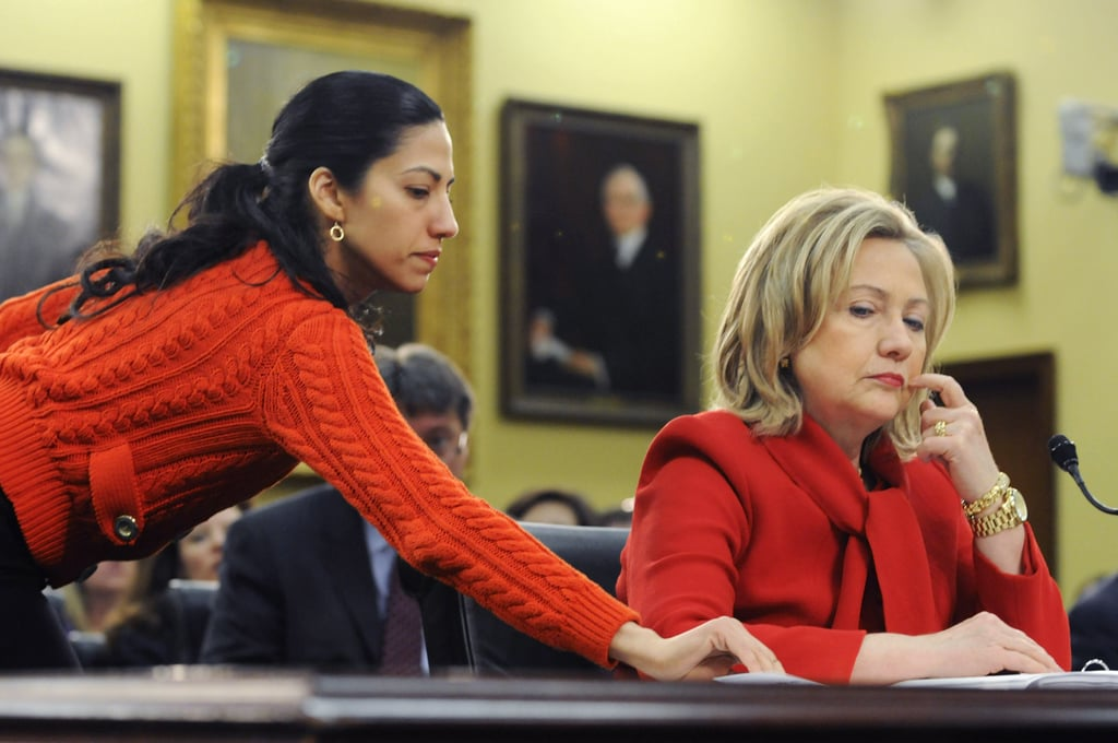 Image result for huma abedin congress
