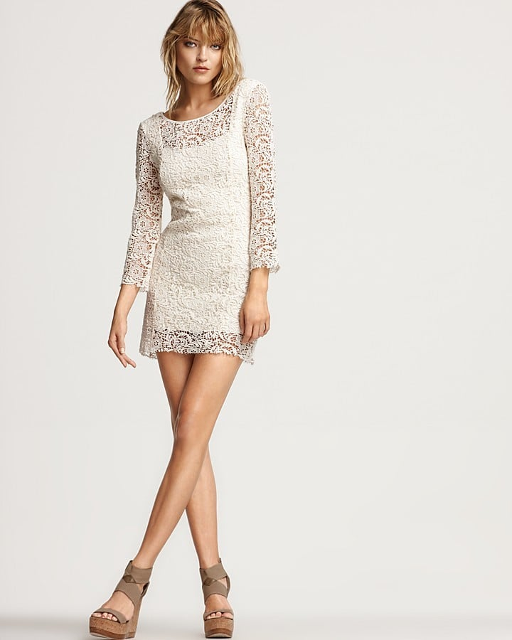 Summer Dresses: Long-Sleeve Minidresses 2011-06-06 12:23:53 ...