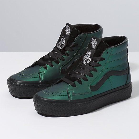 Vans x Harry Potter Dark Arts Sk8-Hi Platform RB Sneakers