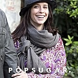 Jennifer Love Hewitt was all smiles in Florence, Italy.
