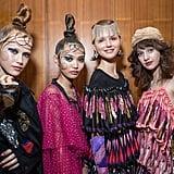Romance Was Born Fashion Week 2018 Beauty Looks