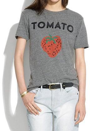 Rxmance 181 Tomato Tee ($71)