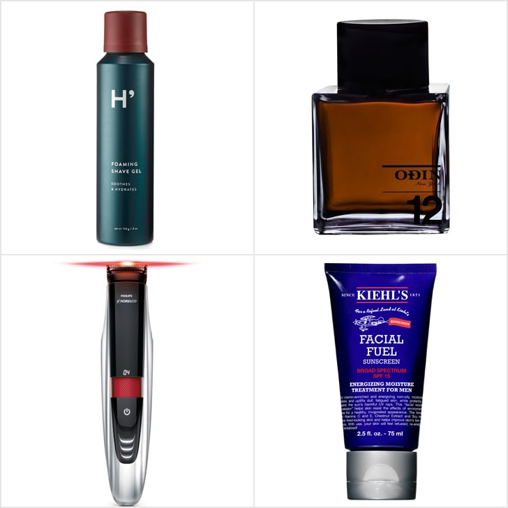 Men's Holiday Grooming Gifts 2015