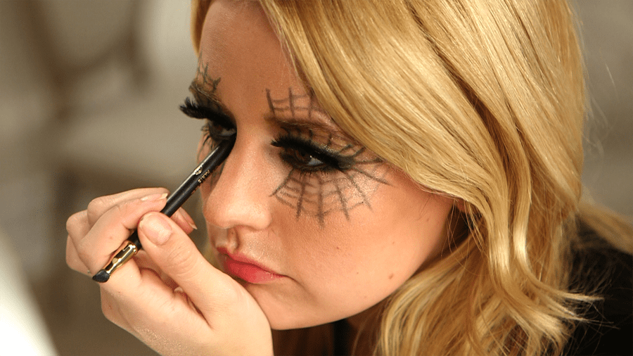 Need a Costume? Just Grab Your Liner