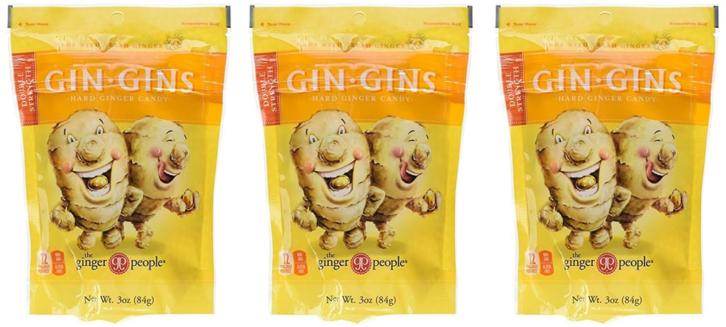Ginger People Gin-Gins Natural Hard Candy 3Ounce Bags