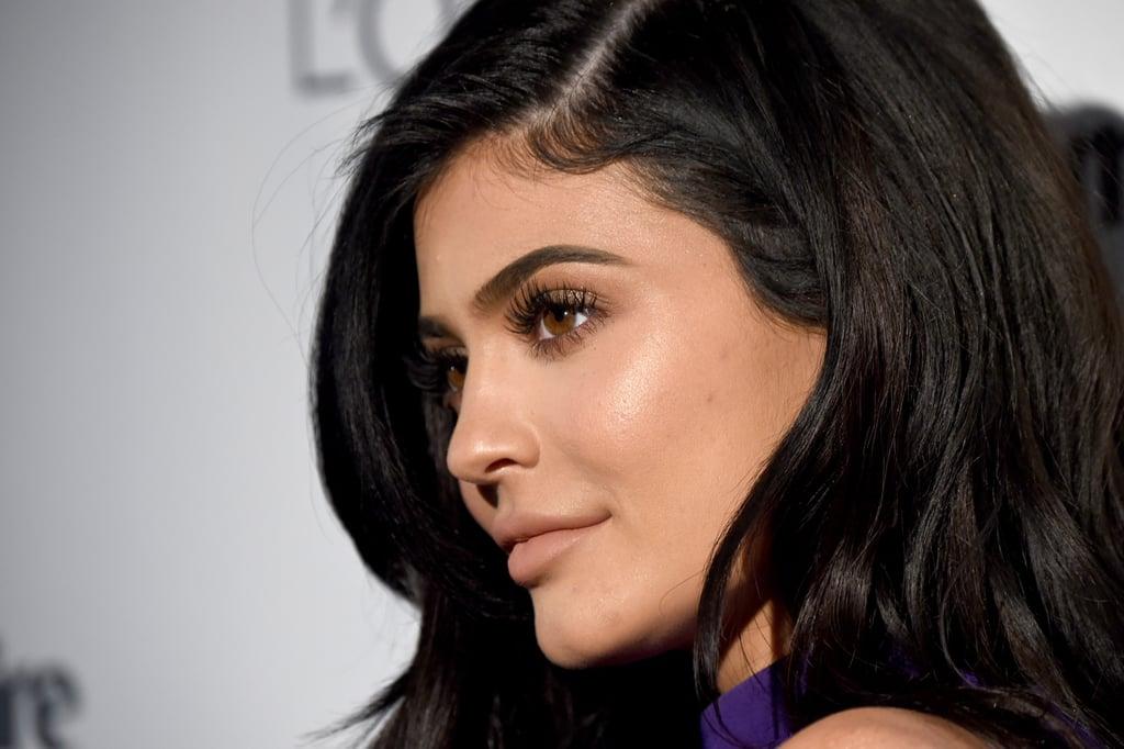 Kylie Jenners Bob Haircut January 2017 Popsugar Beauty
