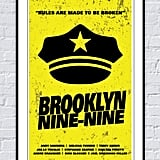 Brooklyn Nine-Nine Minimalist Poster