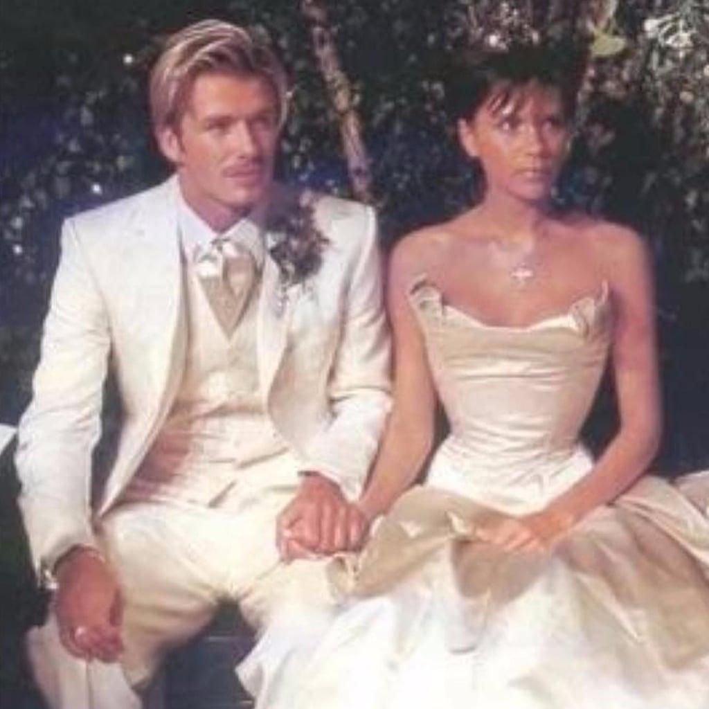 Victoria And David Beckham Wedding Facts