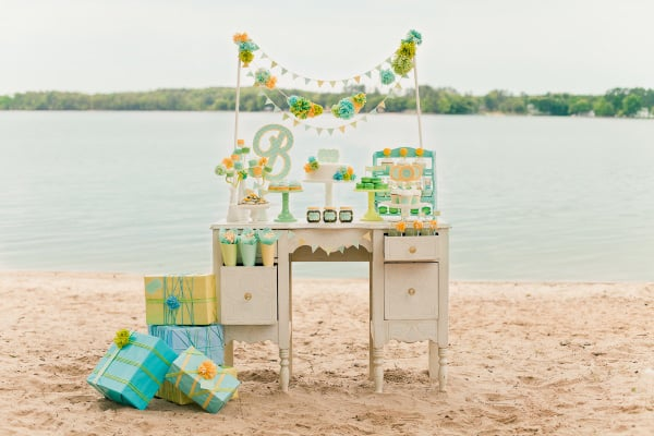 Sea Breeze Baby Shower