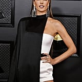 Alessandra Ambrosio at the 2020 Grammys