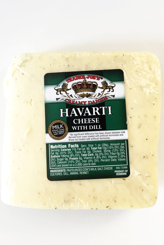 Havarti Cheese With Dill ($7/pound)