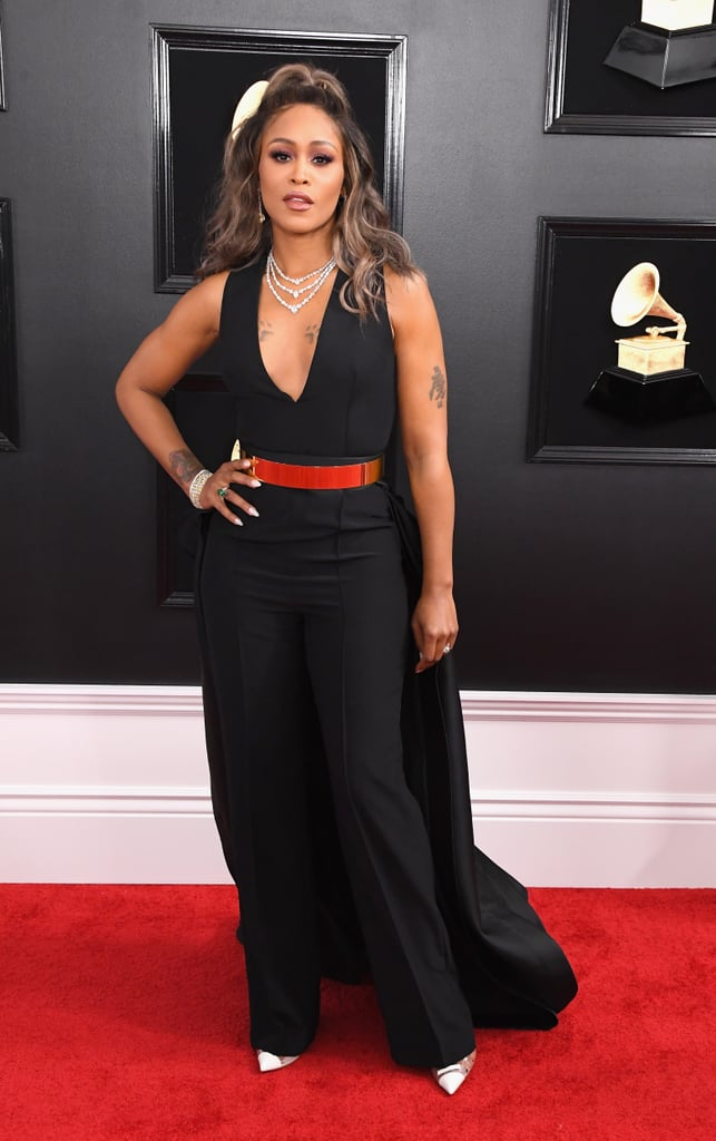Eve at the 2019 Grammy Awards