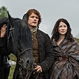 The Aging Process For Jamie and Claire Is More Nuanced Than You Might Think