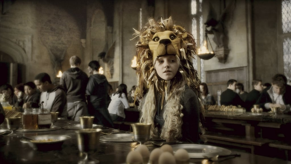 Popularity of Baby Name Luna From Harry Potter