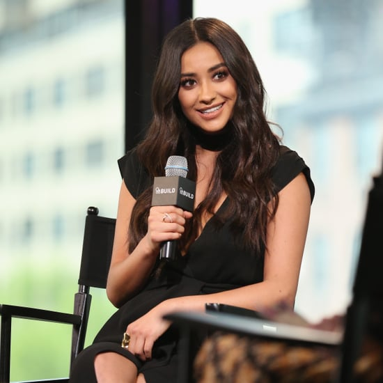 Shay Mitchell Interview 2018