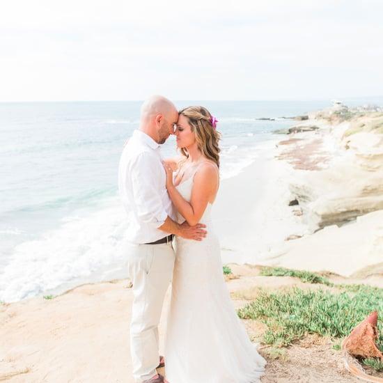 Intimate Cliffside Wedding