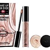 Make Up For Ever Lustrous Faves