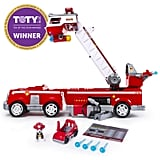 PAW Patrol - Ultimate Rescue Fire Truck with Extendable 2 Foot Tall Ladder