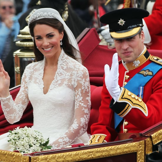 Duke and Duchess of Cambridge Wedding Facts