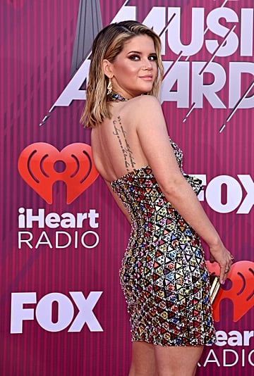 Maren Morris's Dress at iHeartRadio Music Awards 2019
