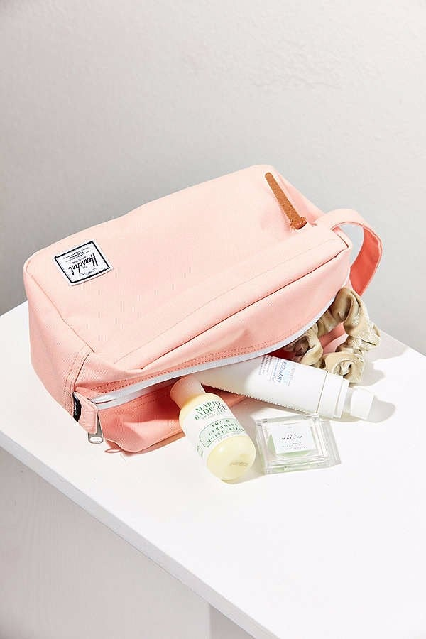 11 Travel-Ready Cosmetic Bags For the Jet-Setting Beauty Addict