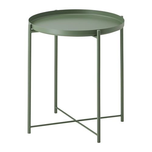 Ikea Gladom Tray Table, $24.99