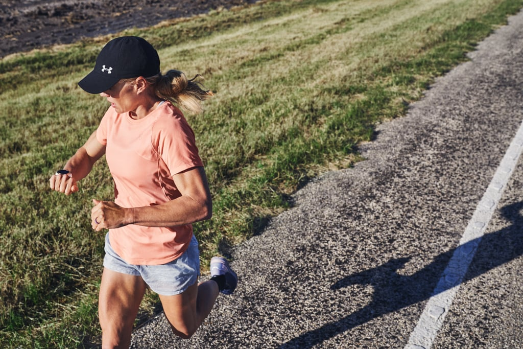 Fall Running Clothes From Under Armour For Racing