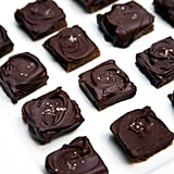 Dark Chocolate Salted Caramels