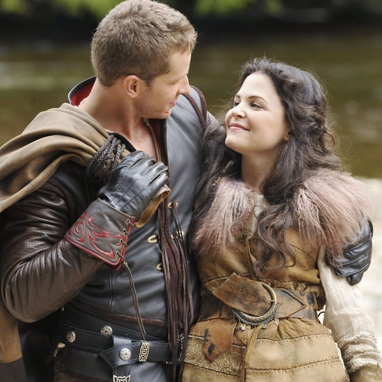 Josh Dallas Talks About Ginnifer Goodwin on Live 2018