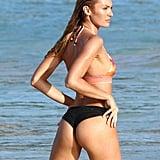 Behold: Candice Swanepoel in All Her Bikini-Clad Glory