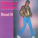 """Beat It"" by Michael Jackson"