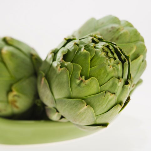 When Artichokes Are in Season