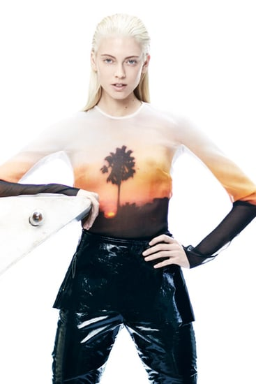 See Willow's Full Autumn/Winter 2012 Look Book: The Luxe Leather, Sexy Silks and Sunset Prints Got Us
